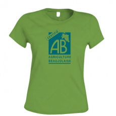 TShirt Agriculture Beaujolaise