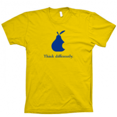 TShirt Think differently