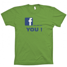 TShirt F_ _ _ you !