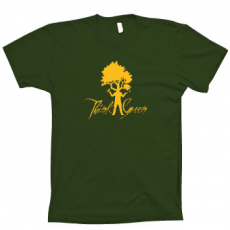 TShirt THINK GREEN