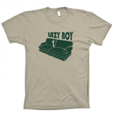 TShirt Lazy Boy