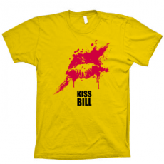 TShirt KISS BILL