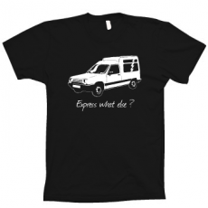 TShirt Express What else
